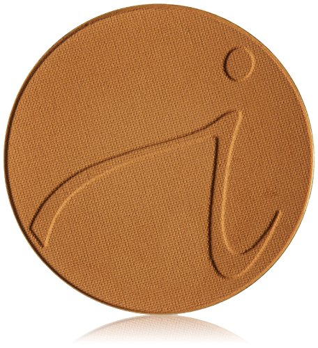 jane iredale Pure Pressed Base Mineral Foundation Refill, Velvet, 0.35 oz.