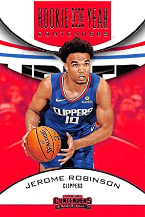 2018-19 Panini Contenders Rookie of the