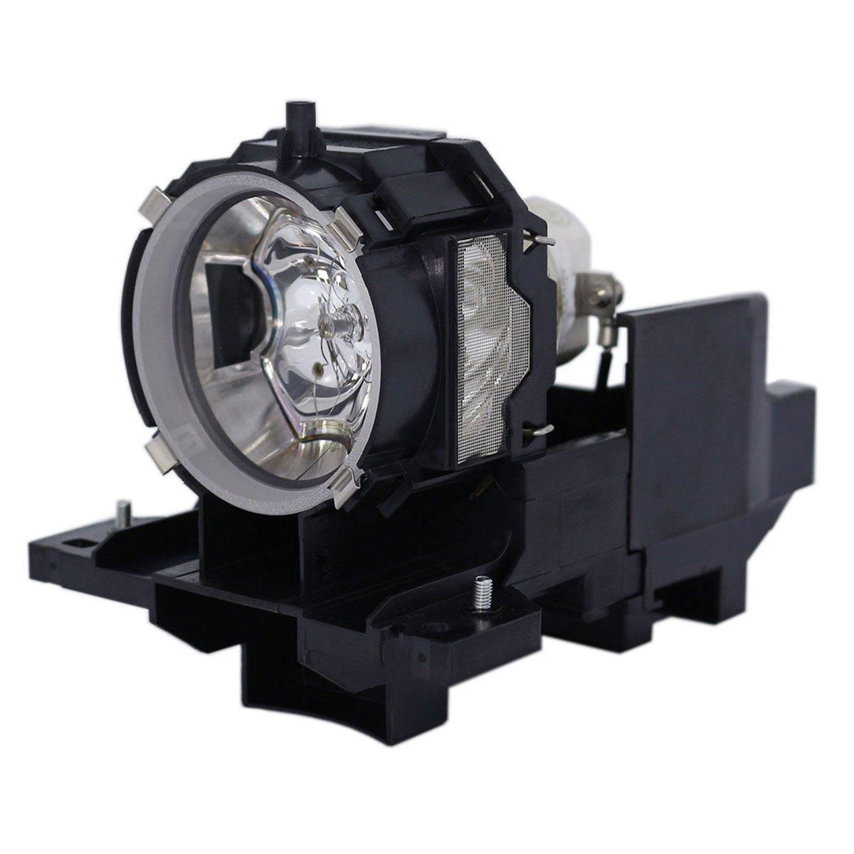 日立CP-X615用オリジナルUshioプロジェクター交換用ランプ Platinum (Brighter/Durable) B07L29Q8WX Lamp with Housing Platinum (Brighter/Durable)