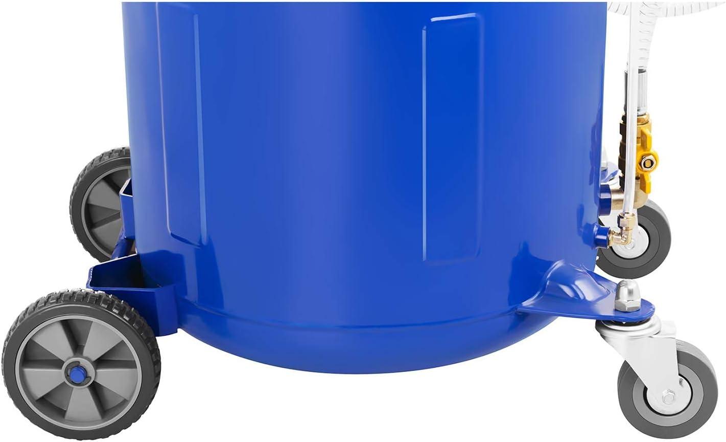 MSW Aspirador De Aceite Con Tanque De 75 L MSW-OBG80D (Temperatura ...