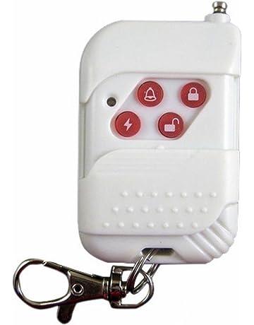 Gosear Interruptor de control remoto llavero inalámbrica GSM Sistema de Alarma de Seguridad para el Hogar