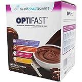 OPTIFAST Natilla Chocolate - Sustitutivo de comida, 9 sobres