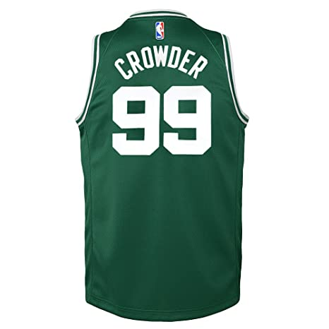 Image Unavailable. Image not available for. Color  Nike Jae Crowder Boston  Celtics Green Icon Swingman ... dc2b72002