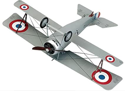 Amazon.com: Academy Nieuport 17 Francia Fighter avión modelo ...