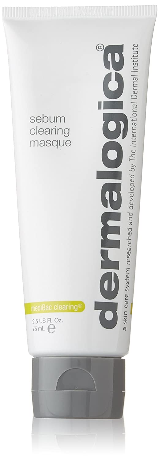 Sebum Clearing Masque by Dermalogica for Unisex - 2.5 oz Masque 104513