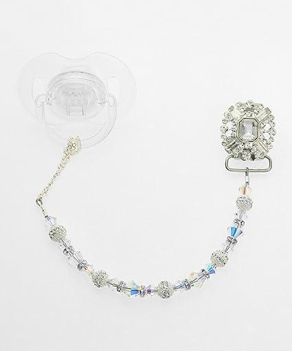 Crystal Dream de Lujo cristales blancos de Swarovski y brillantes ...