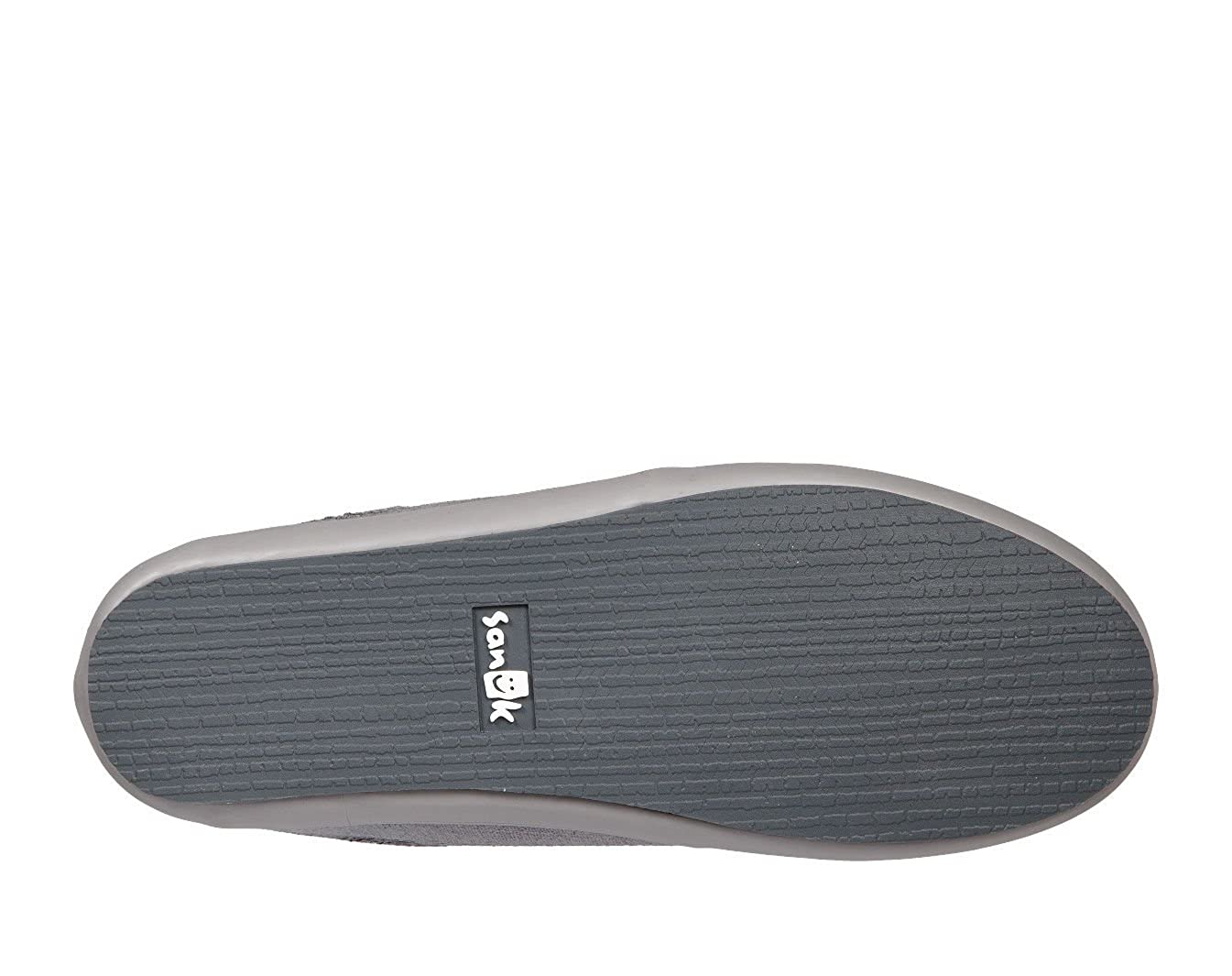 Sanuk Mens TKO Shoe Dark Charcoal 12 /& Oxy Cleaner Bundle