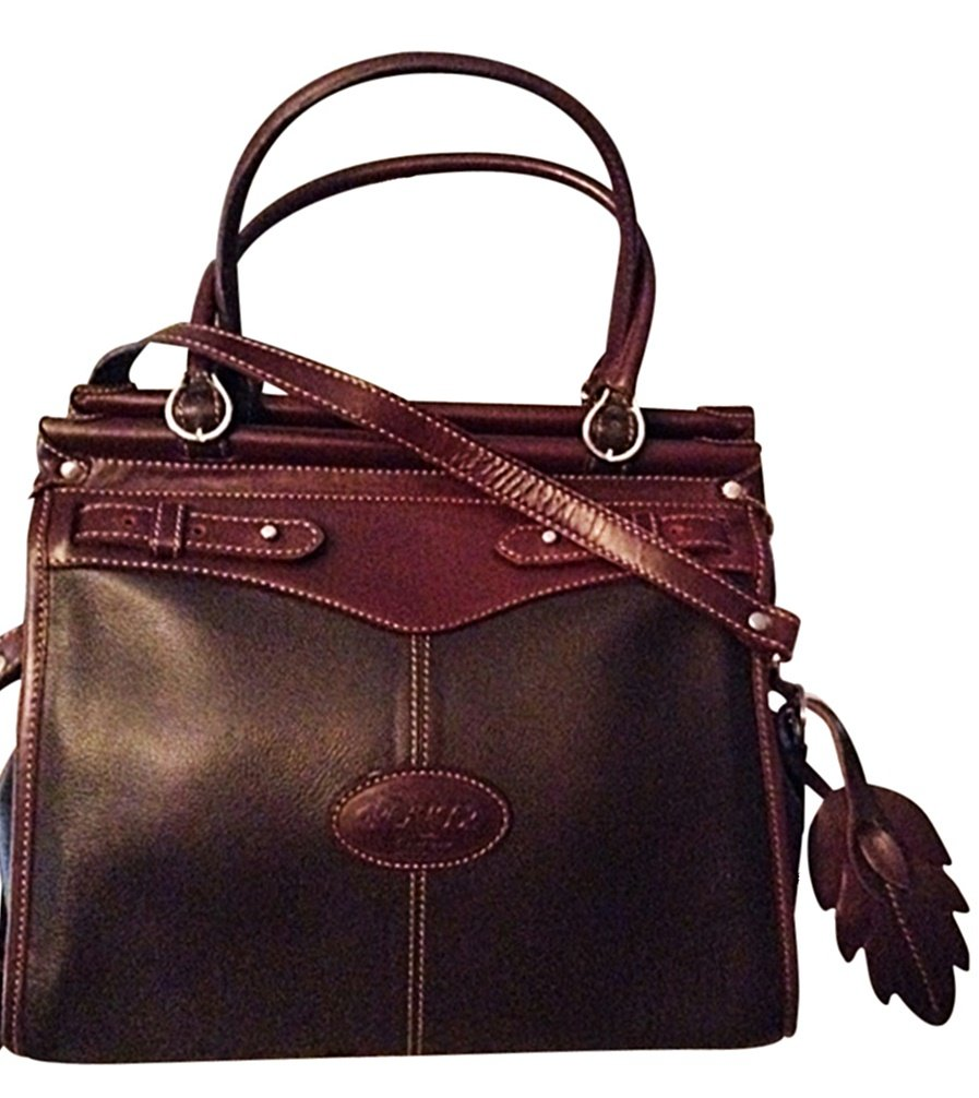 Professional Tote Bag - Business Brief Style Purse Handbag by Pieces Of Argentina / The Argentine Collection