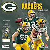 Green Bay Packers 2018 Calendar