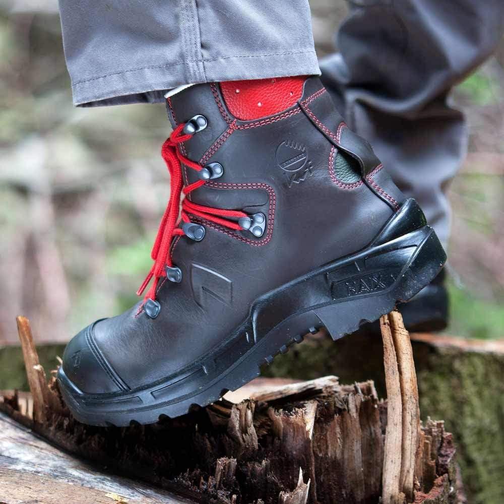 Haix Stivali di sicurezza Stivali forestali Protettore light