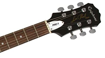 Epiphone Pro de 1 Les Paul Jr. Pack (Rock Smith): Amazon.es: Instrumentos musicales