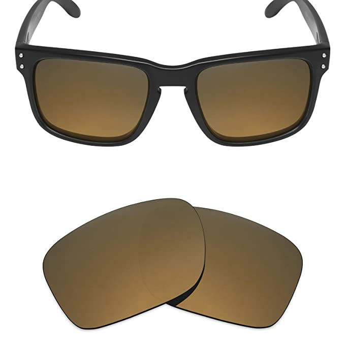 88a8c8423afe7 MRY Lentes polarizados de Repuesto para Gafas de Sol Oakley Holbrook ...