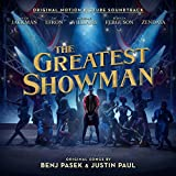 #10: The Greatest Showman Original Motion Picture Soundtrack (Vinyl w/Digital Download)