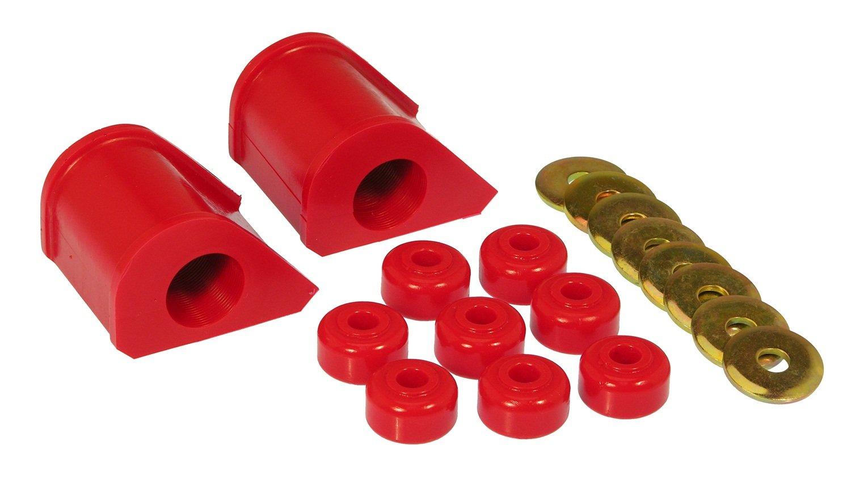 Prothane 6-1141 Red 1-1//16 Rear Sway Bar Bushing Kit