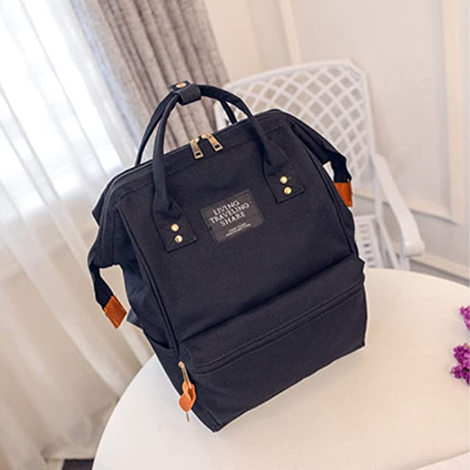 13d0368361df Amazon.com: WillowswayW Women Backpack Travel Satchel Laptop ...