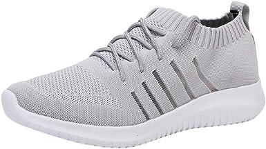 Darringls Zapatillas de Deportes Hombre Mujer Zapatos Deportivos Running Zapatillas para Correr Zapatillas Deporte Hombres Mujer Gimnasio Running Zapatos para Correr Transpirables Sneakers 39-47: Amazon.es: Ropa y accesorios