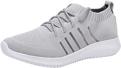 Darringls Zapatillas de Deportes Hombre Mujer Zapatos Deportivos ...