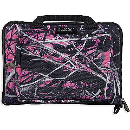 Range Bag Black Mini (Bulldog Cases Mini Muddy Girl Range Bag, Camo/Black)
