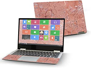 """MightySkins Skin Compatible with Lenovo Yoga 720 13"""" (2017) - Pink Marble 