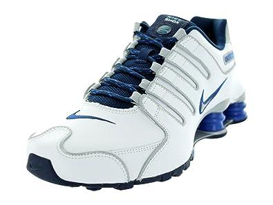 premium selection 1af8f 60434 NIKE Shox NZ EU (S75), Size 44, 5: Amazon.co.uk: Shoes & Bags