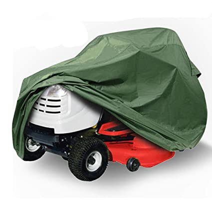 Wooya 72x54x46Inch Impermeable Cortacésped Tractor Cubierta Jardín Patio Caballo UV Protector