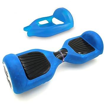 cofive 6,5 pulgadas Funda de silicona para Smart dos ruedas Auto Equilibrio eléctrico Scooter - Tabla de equilibrio pantalla accesorios para Hover Board, ...