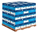 Hammermill Paper, Copy Poly Wrap, 20lb, 8.5 x 11, Letter, 92 Bright - 5000 Sheets/Carton - 40 Cartons / Pallet (15001), Made In The USA