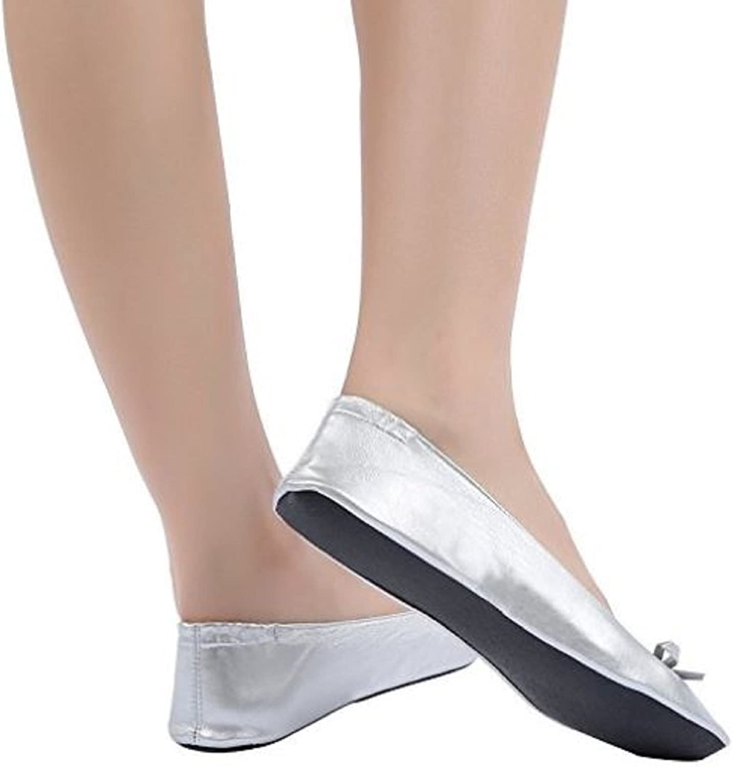 Fancy Foldable Flats - Zapatos de plegables de ballet con bolsa ...