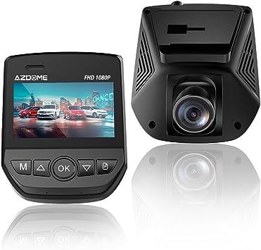 G-Sensor 1.5 LCD Pantalla Full HD 1080P C/ámara para Coche 170/° Grados de Amplio /Ángulo con Detecci/ón De Movimiento AUKEY Dashcam Visi/ón Nocturna Loop de Grabaci/ón DR02