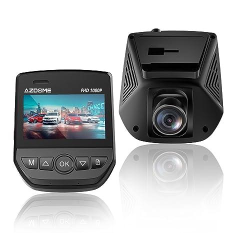 Cámara de Coche con Wifi,Dashcam Grabadora 1080P Full HD Dash Cam de Ángulo Amplio