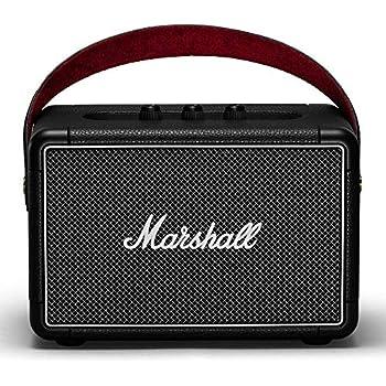 Amazon.com  Marshall 4091189 Kilburn Portable Bluetooth Speaker ... eee3f45c2