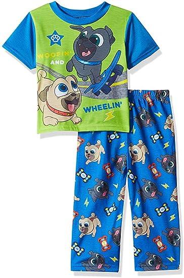 Puppy Dog Pals Boys 2-Piece Pajama Set Pajama Set