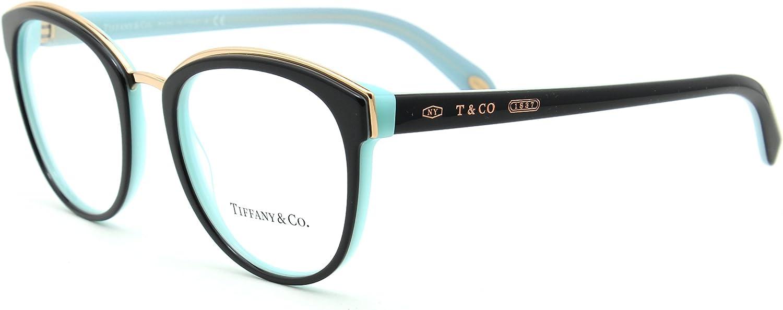 Tiffany Co Tf 2162 Women Eyeglasses Rx Able Prescription Frame 8055 53mm Amazon Ca Clothing Accessories