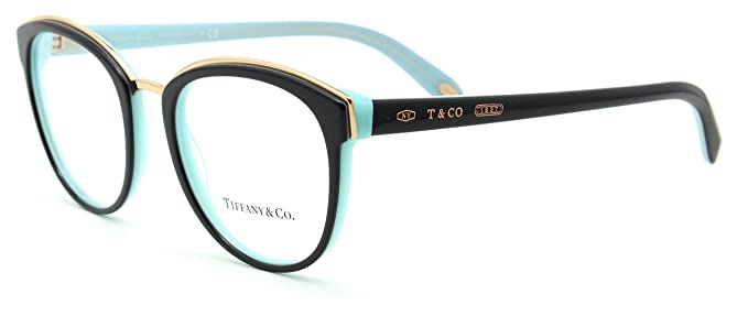 855360ae13 Image Unavailable. Image not available for. Color  Tiffany   Co. TF 2162 Women  Eyeglasses RX - able Prescription Frame (8055)
