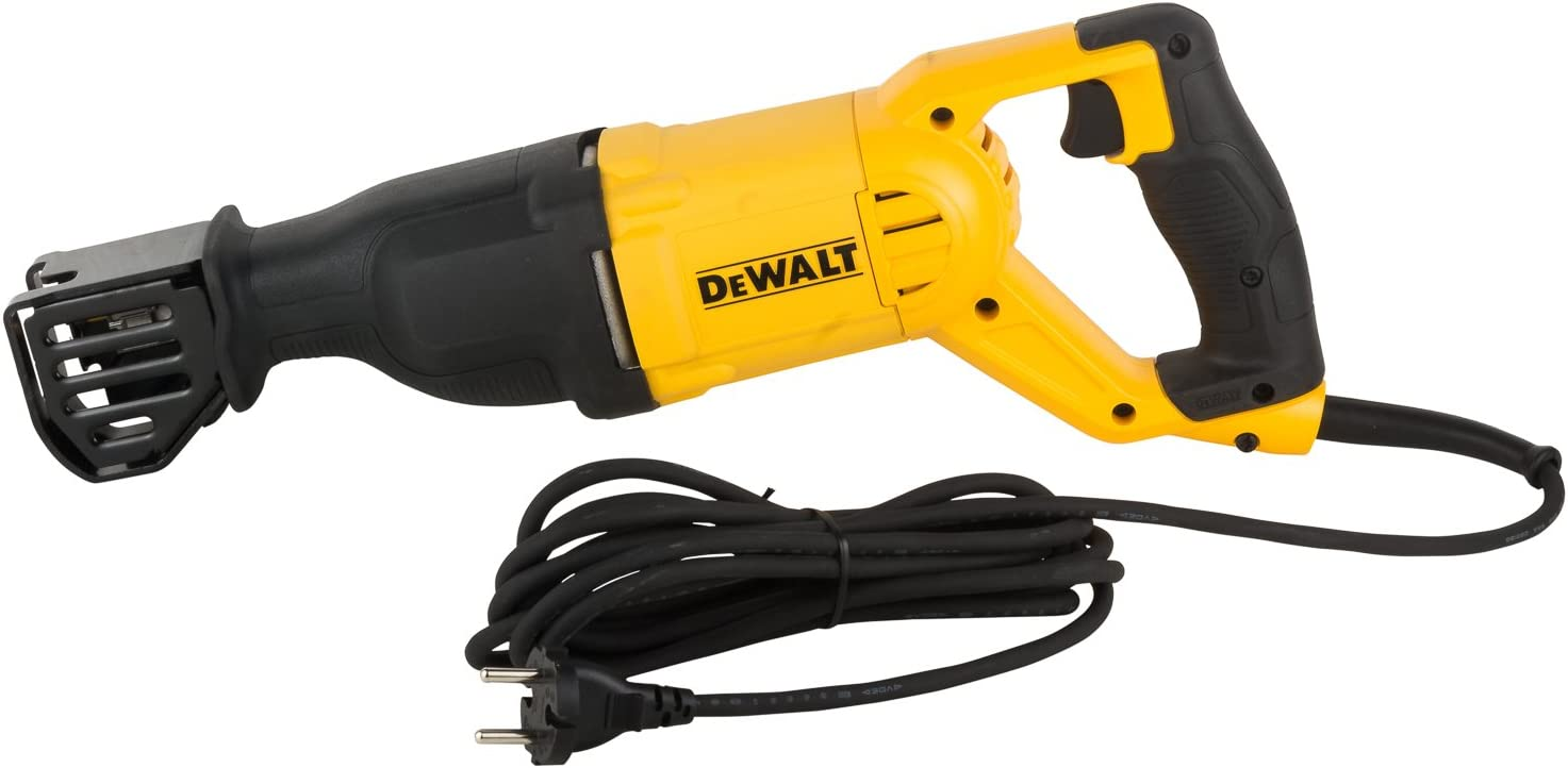 DEWALT DWE305PK DW305PK Reciprocating Saw 1100W 240V