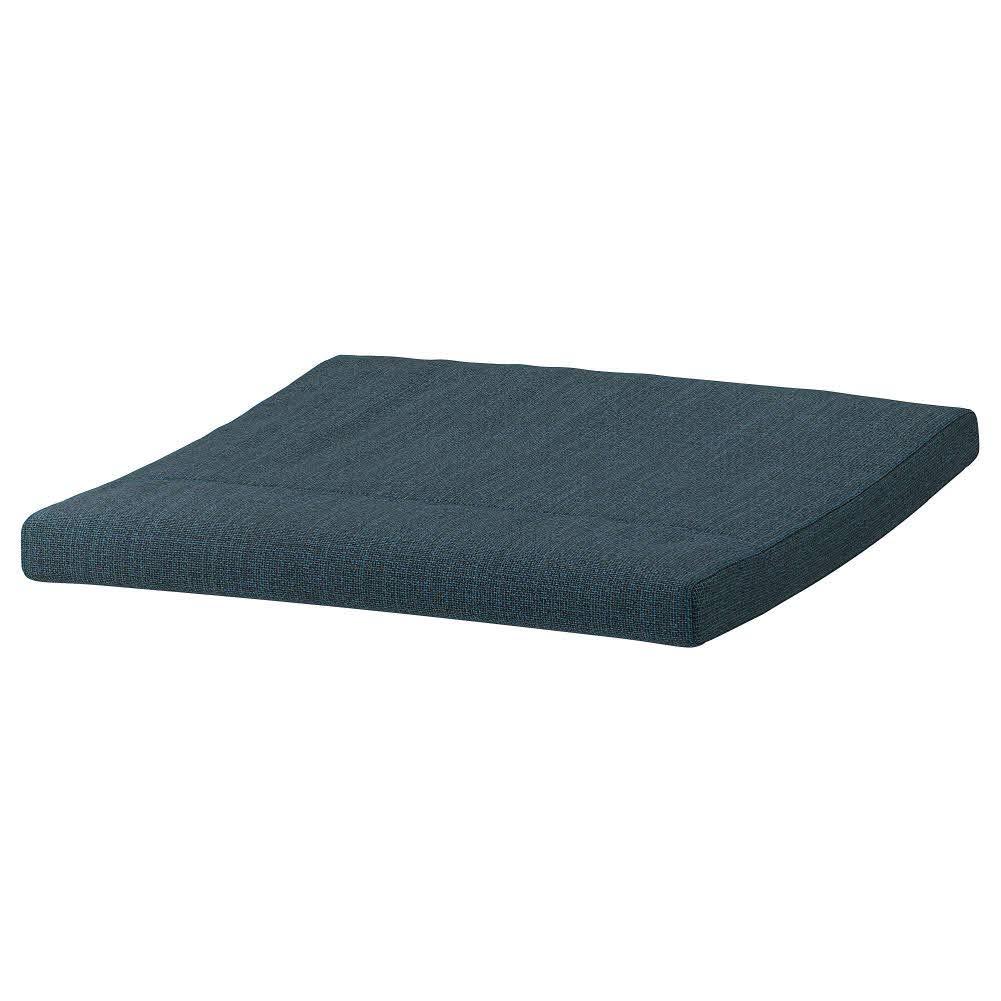 IKEA ASIA POANG - Cojín para reposapiés, Color Azul Oscuro ...