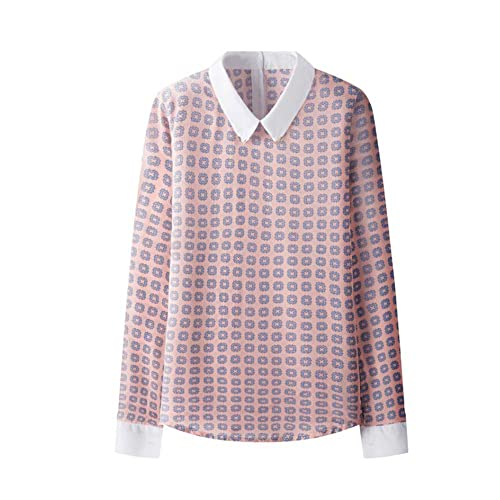 LOBZON - Camisas - Cuello ala - para mujer