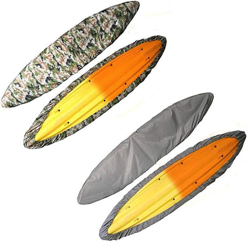 MagiDeal Housse Protection De Pluie Soleil Couverture Protecteur pour Kayak Canoe Bateau