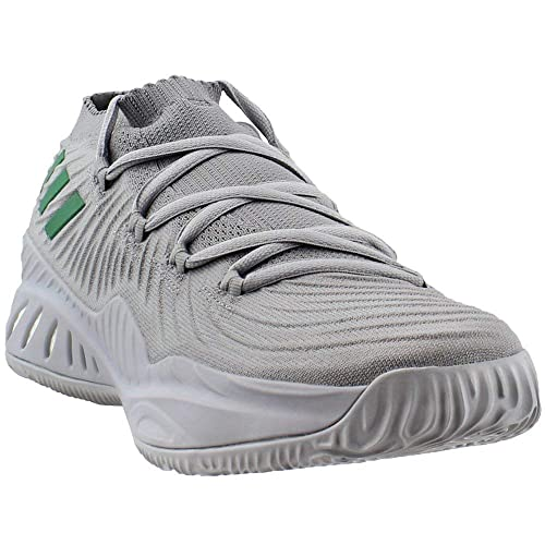 best service f0020 5df2d Amazon.com  adidas Mens AS Crazy Explosive Low 2017 Primeknit - Brown  Athletic  Sneakers  Basketball