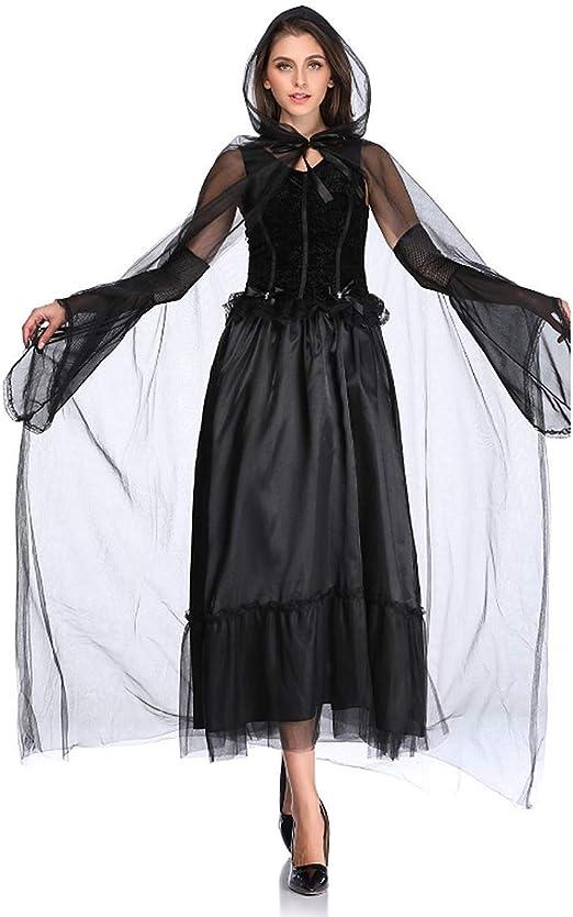 Disfraz de disfraz de novia, Disfraz de novia fantasmal Traje de ...