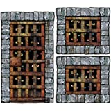 Dungeon Dweller Props Party Accessory (1 count) (3/Pkg)