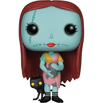 54e972b8706 Funko Pop! Nightmare Before Christmas Sally with Nightshade Pop! Figure   IN-STOCK