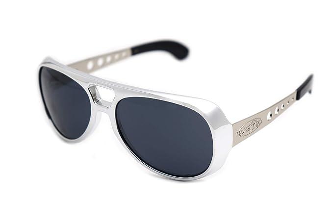 Amazon.com: Gafas de sol con diseño de volantes negros, M ...