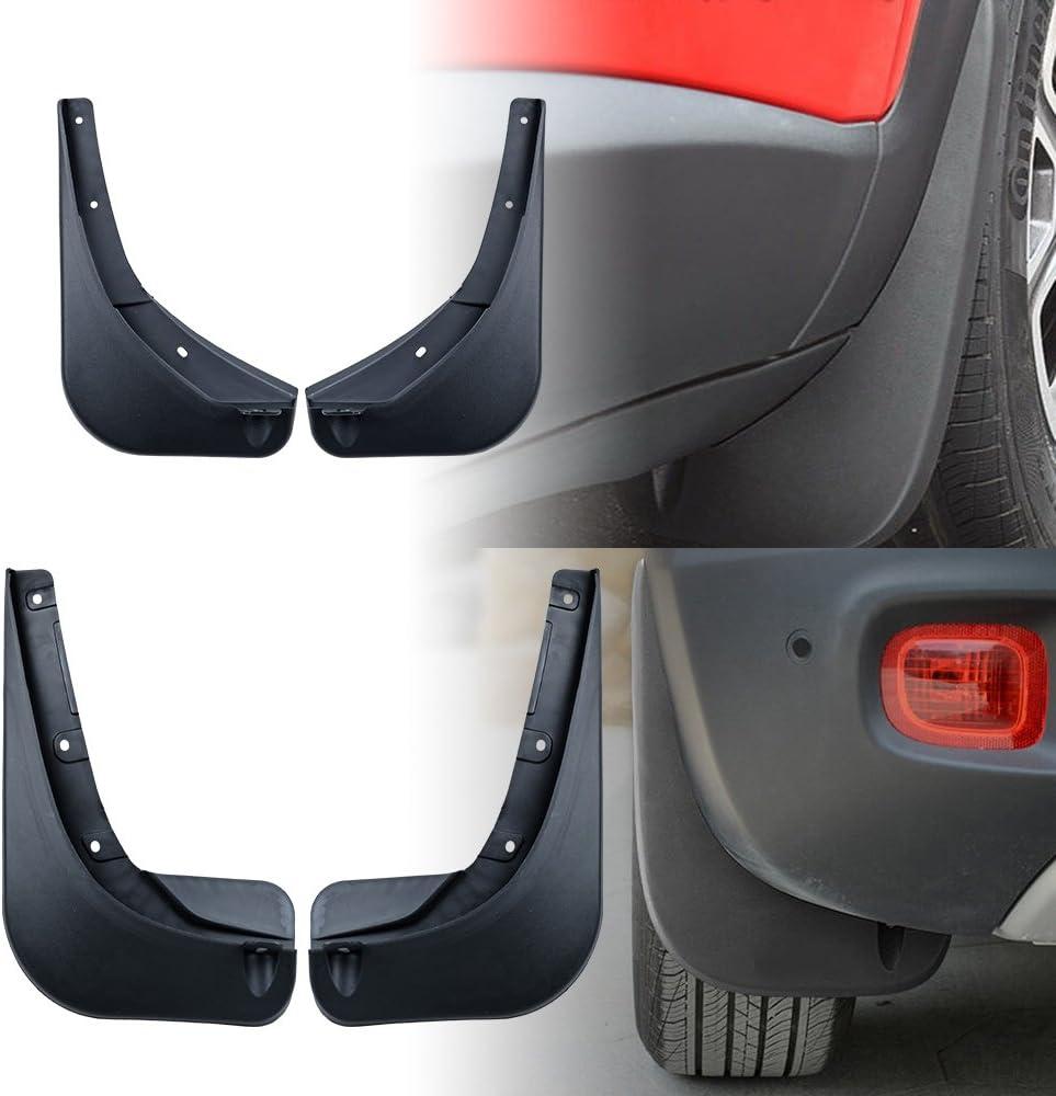 For Toyota Sienna 2011-17 Car Front Rear Mud Flaps Splash Guard Mudguard Fender