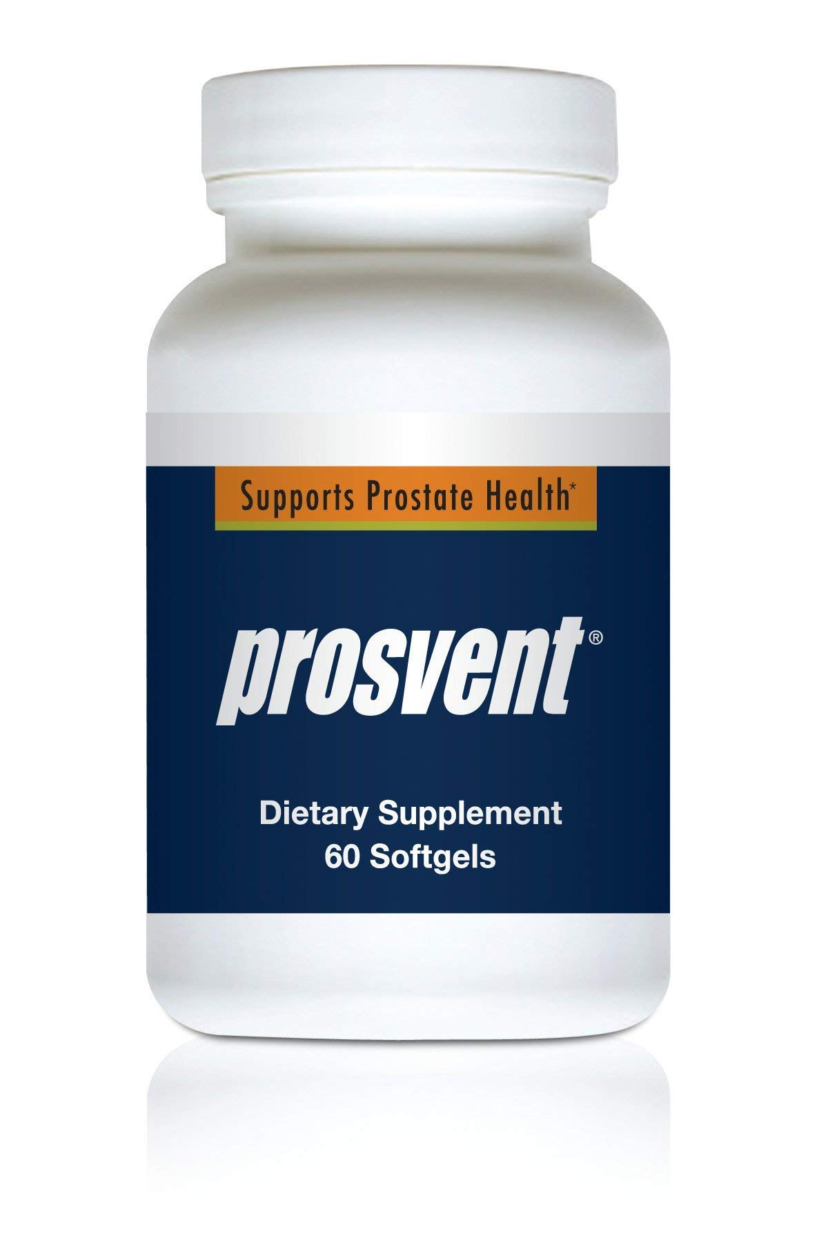 PROSVENT-Natural Prostate Health Supplement Clinically Tested Ingredients Reduce Urgency & Frequent Urination Improve Flow, Sleep, Health & Quality of Life. Over 180 Million Pills Sold 1 Month Supply by Prosvent