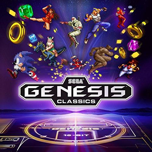 Sega Genesis Classics - PS4 [Digital Code] by Sega