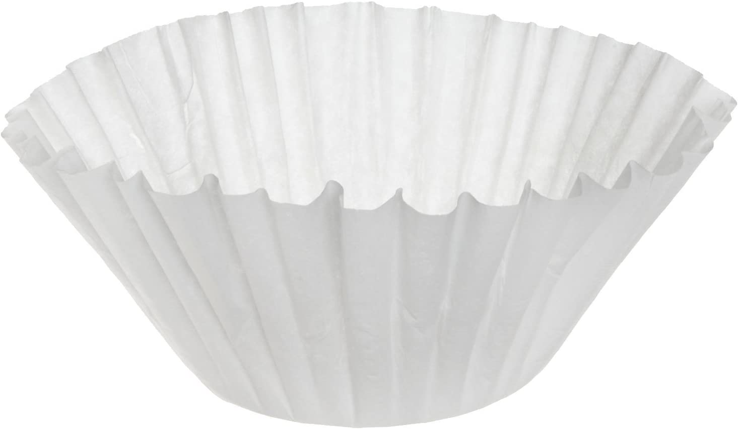 BUNN 1M5002 Commercial Coffee Filters, 12-Cup Size RWShW, 2 Packs