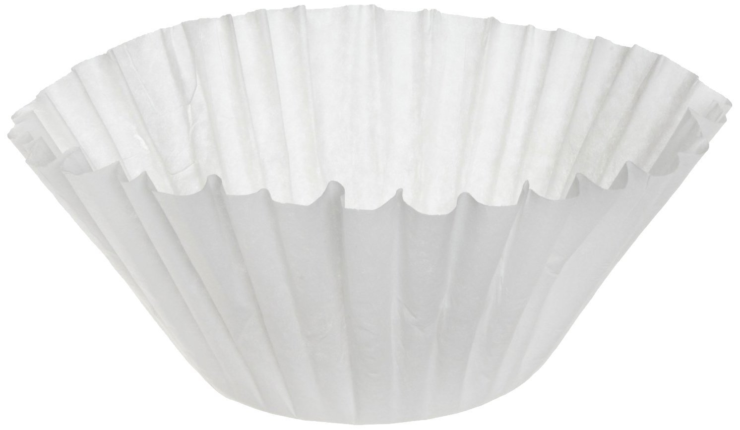 Bunn 1000 Paper Regular Coffee Filter for 12-Cup Commercial Brewers (2 Cases of 1,000)