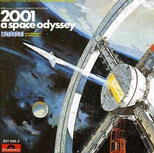 Price comparison product image 2001: A Space Odyssey