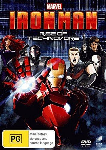 Iron Man - Rise of Technovore [NON-USA Format / PAL / Region 2, 4, 5 Import - Australia]